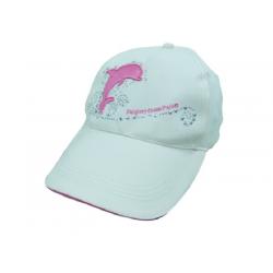 亮片海豚棒球帽