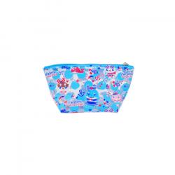 夏日海洋三角化妝包