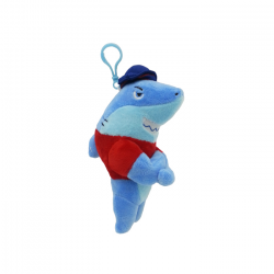 SHONKY玩偶吊環-15cm