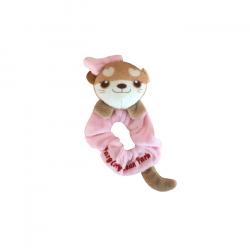 LUFFY髮圈-粉偶
