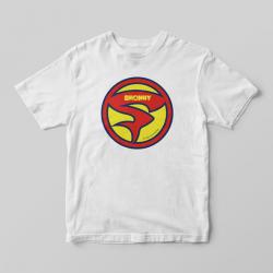SHONKY超鯊ⓢ短T-白
