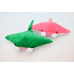 12吋魟魚絨毛玩偶